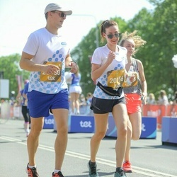 Tet Riga Marathon - Anastasija Lupandina (20156), Atis Vilkājs (20160)