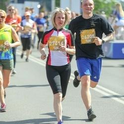 Tet Riga Marathon - Adele Rasmane (26205), Inese Alapa (27414)