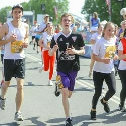 Tet Riga Marathon - Agnese Sviklāne (19996), Evita Stronova (25146)