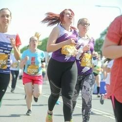 Tet Riga Marathon - Sanita Jansone (25901), Agita Zvīne (25927)