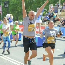 Tet Riga Marathon - Agnese Rava (25152), Leons Gumba (25616)