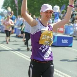 Tet Riga Marathon - Agnese Runče (25916)