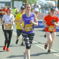 Tet Riga Marathon - Alesja Poplavska (23616)