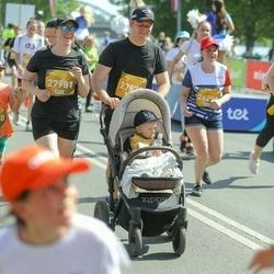 Tet Riga Marathon - Aigars Mežsargs (27979), Inga Mežsarga (27981)