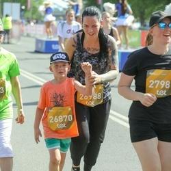 Tet Riga Marathon - Inguna Kudrašova (26870), Aīda Griestiņa (26988)