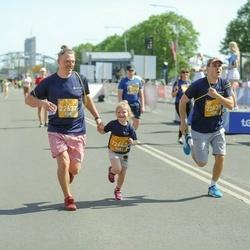 Tet Riga Marathon - Ainārs Ieviņš (22637), Dmitrijs Andrejevs (22639), Gabriela Ieviņa (22642)