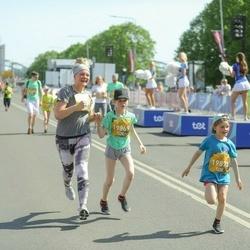 Tet Riga Marathon - Dīvs Nedvigs (19867), Eikke Amēlija Nedviga (19869), Hanne Nedviga (19873)