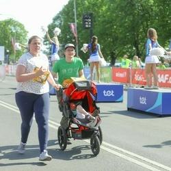Tet Riga Marathon - Rūdolfs Druva (22796), Agnese Skrible (27450)