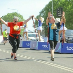 Tet Riga Marathon - Baiba Apsīte (25379), Dina More (25380)