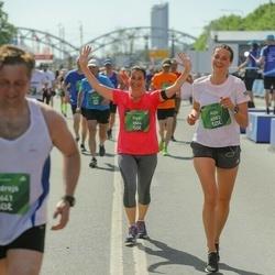 Tet Riga Marathon - Sigal Kaplan Cohen (5866), Aija Miglāne-Goge (6582)