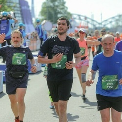Tet Riga Marathon - Aliaksandr Artsemyeu (4289), Igors Rižikovs (5651)