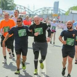Tet Riga Marathon - Renārs Krīgers (5502), Elias Davis Guerrero Aguirre (6187), Alvaro Redondo Pilo (6235)