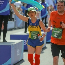 Tet Riga Marathon - Liudmyla Stavinska (4308), Francisco Solans (4863)