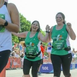 Tet Riga Marathon - Amanda Breen (4589), Deirdre Kelly (4593)