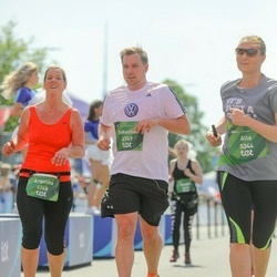 Tet Riga Marathon - Angelika Dominitzki (4748), Sebastian Dominitzki (4749), Alla Ditla-Mamikina (5344)