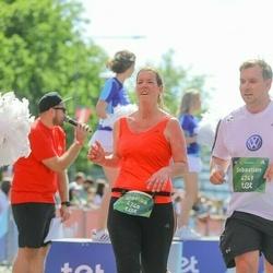 Tet Riga Marathon - Angelika Dominitzki (4748), Sebastian Dominitzki (4749)