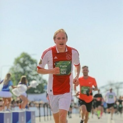 Tet Riga Marathon - Floris Kant (5442)