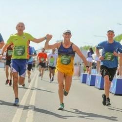 Tet Riga Marathon - Marcello Rosa (3065), Gerardo Brudaglia (3081), Uldis Riekstiņš (3159), Dimitri Podgornoi (3532)