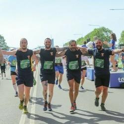 Tet Riga Marathon - David Lopez Castellano (6201), Alejandro Reina Castro (6236), Tanausu Rodriguez Rodriguez (6239), Enrique Vega Burrell (6252)