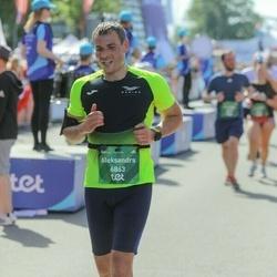 Tet Riga Marathon - Aleksandrs Lisickis (6863)