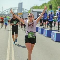 Tet Riga Marathon - Ērika Bužinska (8229)