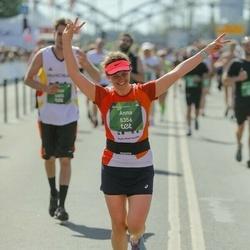 Tet Riga Marathon - Anna Tsaregorodtseva (5356)
