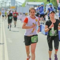Tet Riga Marathon - Anita Kovaļevska (3354), Dace Vilgerte (7110)