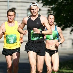 Tet Riga Marathon - Dzmitry Bohan (3493), Aleksey Ivanov (6620)