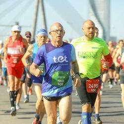 Tet Riga Marathon - Gints Ošiņš (2495), Agris Veipāns (4666)