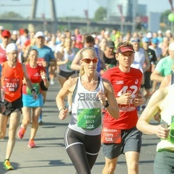 Tet Riga Marathon - Emma Walfridsson (5849)