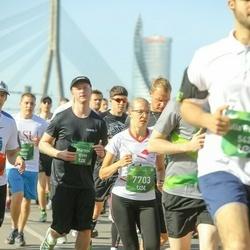 Tet Riga Marathon - Aija Ungure (7703)
