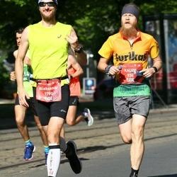 Tet Riga Marathon - Kalvis Silgals (934), Aliaksandr Navitski (1790)