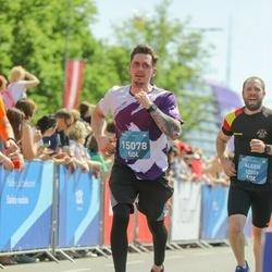 Tet Riga Marathon - Alexis Guardado Acuna (12339), Dagnis Iļjins (15078)