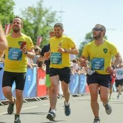 Tet Riga Marathon - Abel Rodriguez Gonzalez (12378), Antonio-Jose Urbano Del Pozo (12384)