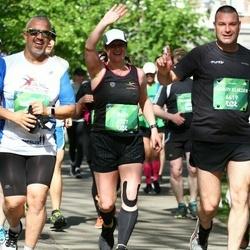 Tet Riga Marathon - Galit Beck (4727), Baruch Lasry (6418), Yaakov Eliezer Tobias (6419)