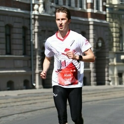Tet Riga Marathon - Alvis Reinsons (1642)