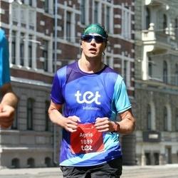 Tet Riga Marathon - Agris Samcovs (1889)