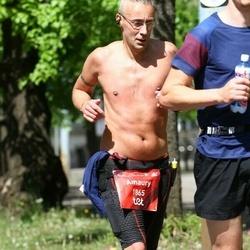 Tet Riga Marathon - Amaury Debrabandere (1865)