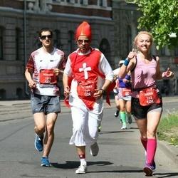Tet Riga Marathon - Valdas Šmaižys (399), Anna Maslova (732), Mieszko Mazurek (1318)