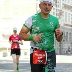 Tet Riga Marathon - Alexsandr Berezhnoi (829)
