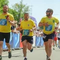 Tet Riga Marathon - Ivan Martinez Hernandez (12354), Abel Rodriguez Gonzalez (12378), Antonio-Jose Urbano Del Pozo (12384)