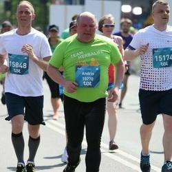 Tet Riga Marathon - Andris Lejnieks (10270), Mārcis Viļums (15848)