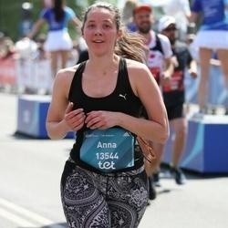 Tet Riga Marathon - Anna Zvejniece (13544)