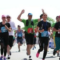 Tet Riga Marathon - Igor Myshaev (760), Agnese Maskalāne (11834)
