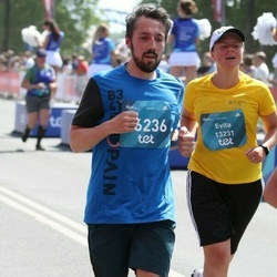 Tet Riga Marathon - Evita Goša (13231), Vladislav Alfimov (16236)