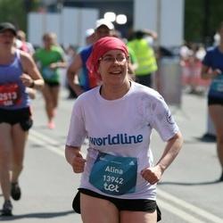 Tet Riga Marathon - Alīna Bondareva (13942)