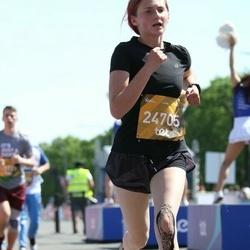 Tet Riga Marathon - Amanda Miltiņa (24705)