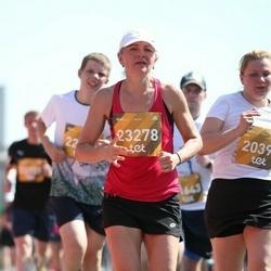 Tet Riga Marathon - Anna Marija Burilova (23278)