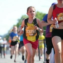 Tet Riga Marathon - Angelīna Sļesarenoka (23252)