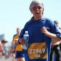 Tet Riga Marathon - Amanda Šulce (22969)